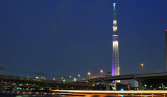 Daiba Sky tree course